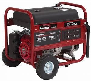 Review A Powermate Pm0497008 8 750 Watt 389cc 13hp Honda