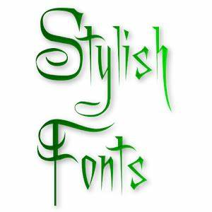 Stylish fonts android apps on google play for Font letter app