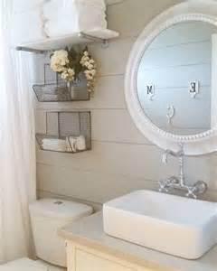 Shiplap Bathroom Farmhouse