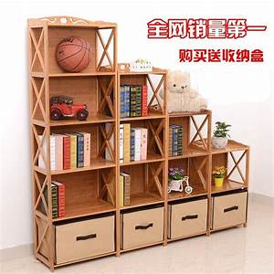 Bibliotheque Ikea Enfant : pas cher bambou combinaison biblioth que enfant biblioth que en bois massif casiers ikea simple ~ Teatrodelosmanantiales.com Idées de Décoration