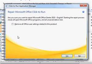 How To Fix  U0026quot Microsoft Word Starter 2010 Can U0026 39 T Be Opened