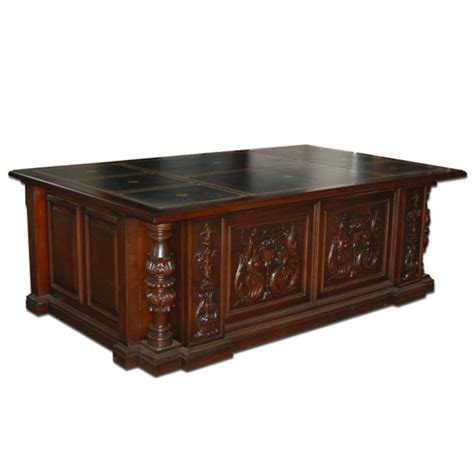 executive desk for sale antique executive desks for sale beautiful 19th c carved