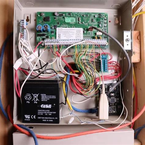 dsc powerseries neo     security system