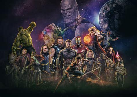 1280x1024 2018 Avengers Infinity War Artwork 1280x1024 Resolution Hd 4k Wallpapers, Images