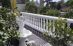 balustrade terrasse pas cher With terrasse zaun kunststoff