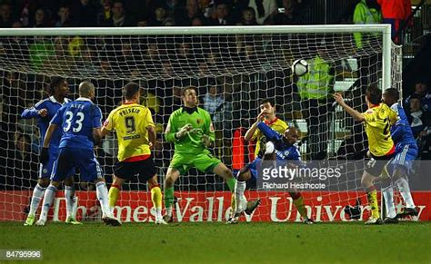 Watford Vs Chelsea Photos and Premium High Res Pictures ...
