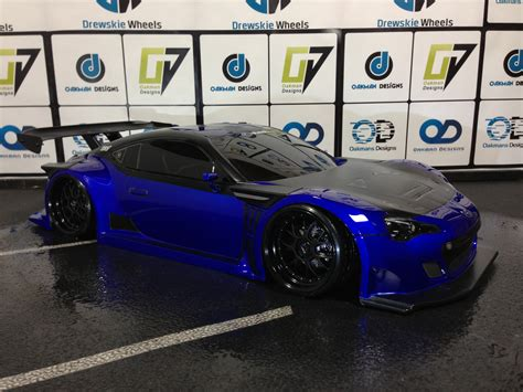 subaru brz custom brz oak man designs