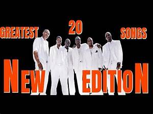 NEW EDITION 20 GREATEST SONGS - YouTube