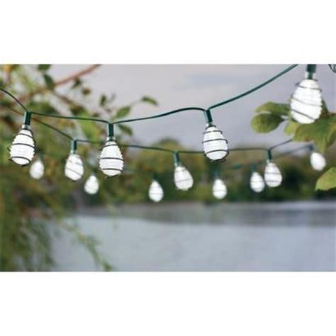solar string lights by threshold lighting design