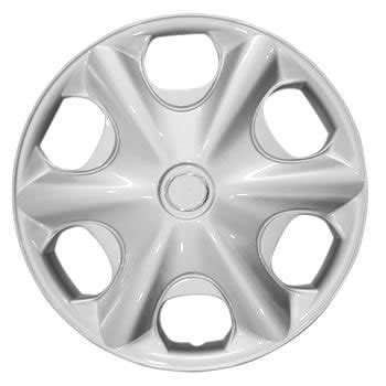 camry hubcaps replica   wheel covers silver
