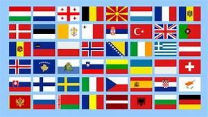 Mi blog de 6º C de Primaria (2014/15): El continente europeo Países que han entrado en la Unión