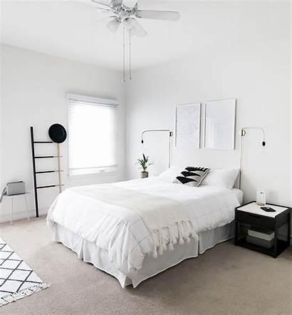 Scandinavian Bedroom Minimal Simple Achieve Clean Homey