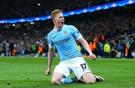 Manchester City star Kevin De Bruyne can match up to ...