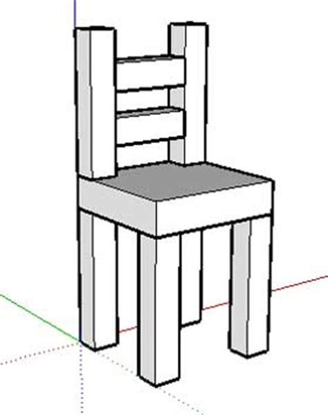 comment dessiner une chaise dessin d 39 une chaise en perspective comment dessiner of