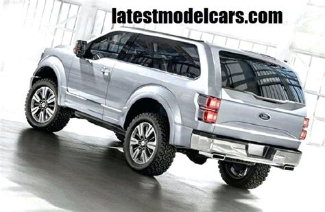 ford bronco pictures  latest model cars