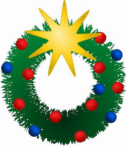Holiday Clipart Cliparts Designs Clip Christmas Wreath