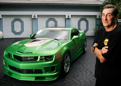 Encore For A Muscle Car Legend  The New York Times
