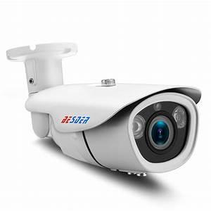Besder Poe Zoom Ip Camera Cctv Security Waterproof Outdoor