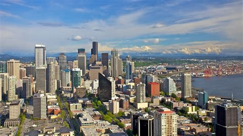 downtown seattle vacations  package save
