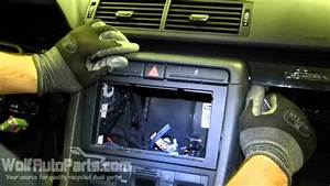 How To Remove The Dash Trim - B6 Audi A4 2002-2005  Wolf Auto Parts
