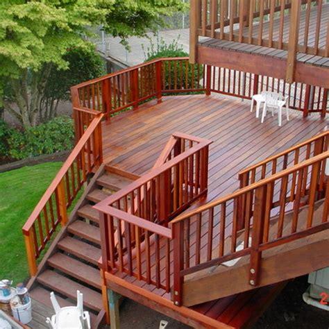decking materials tigerwood decking material