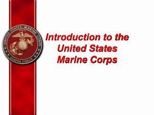 ppt introduction to marine corps supply gsoc 0101 With marine corps powerpoint template