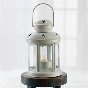 White, Tea, Light, Candle, Lantern, -, Candles, And, Accessories, -, Primitive, Decor