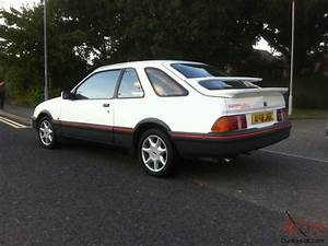 Ford Sierra Xr4i : ford sierra xr4i 1983 white 3 door 2 former keepers miles ~ Melissatoandfro.com Idées de Décoration