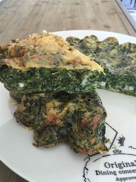 quiche sans p 226 te l 233 g 232 re ch 232 vre 233 pinards et sa cuisine gourmande et l 233 g 232 re