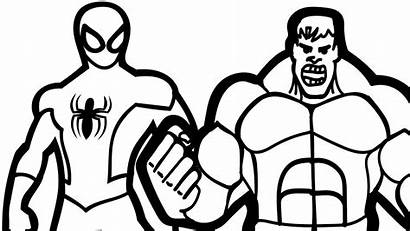 Hulk Pages Clipart Drawing Incredible Pencil Arm