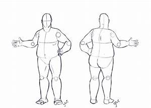 fat costume design base commission by illustratedjai With costume drawing template