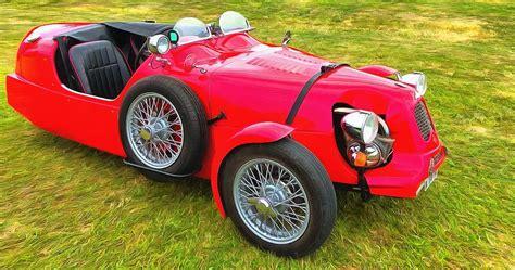 Three Wheel Kit Car Photograph By Mick Flynn