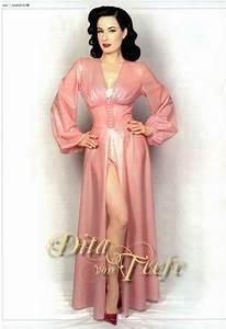 dita von teese pink robe burlesquebeautiesboudoir With dita von teese robe