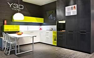 les niches de couleur pour booster sa cuisine With couleur pour la cuisine