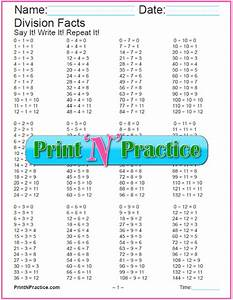 50  Third Grade Division Worksheets  U2b50 Kids Printable