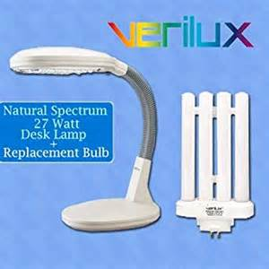 verilux 27 watt replacement bulb cfml27vlx desk ls