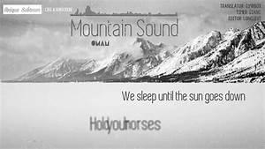 [Lyrics + Vietsub] Of Monsters And Men - Mountain Sound ...