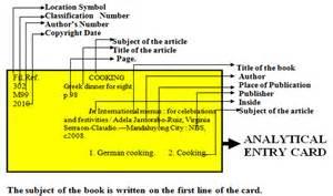 Bibliographic Instruction
