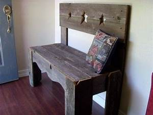 17 best ideas about wooden benches on pinterest benches With barnwood decor for sale