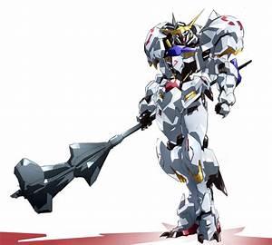 Mobile Suit Gundam Iron Blooded Orphans Wallpaper