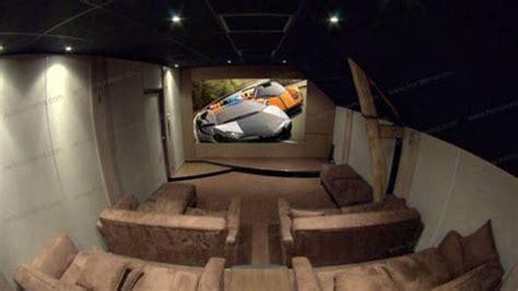 faire une salle de bain dans une chambre aménager une mini salle de home cinéma chez soi