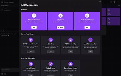 Twitch Dashboard Stream Ps5 Creator Streamer Como