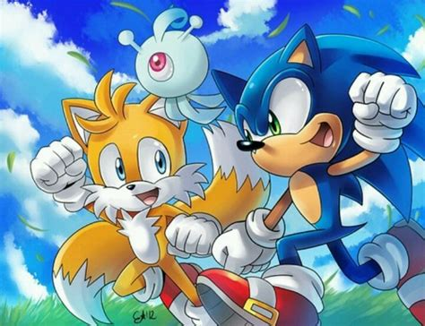 Mario And Sonic (emily's Board