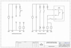 Evolution Of A Generator Control Schematic