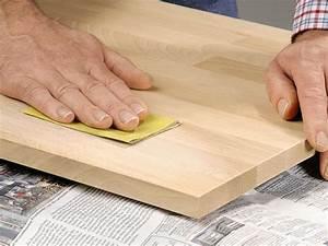 Holz Mit Wandfarbe Streichen : wie sie holz lackieren und lasieren bauhaus ~ Lizthompson.info Haus und Dekorationen
