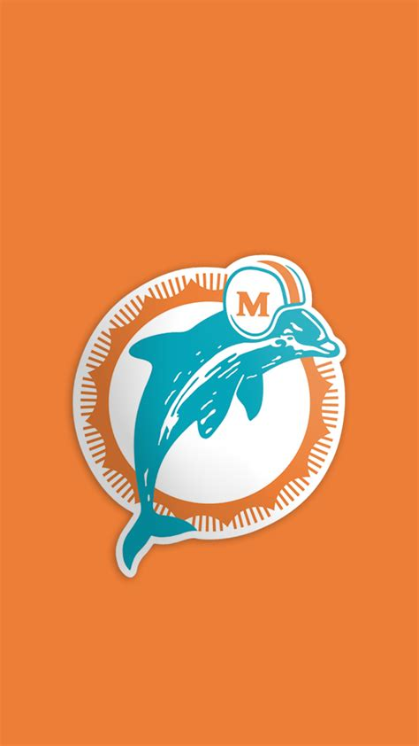Miami Dolphins Cell Phone Wallpaper Miami Dolphins Wallpaper Iphone 69 Images