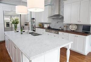 10 pictures gorgeous marble kitchens 1796