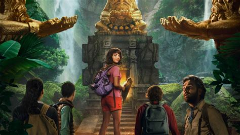 dora   lost city  gold   wallpapers hd