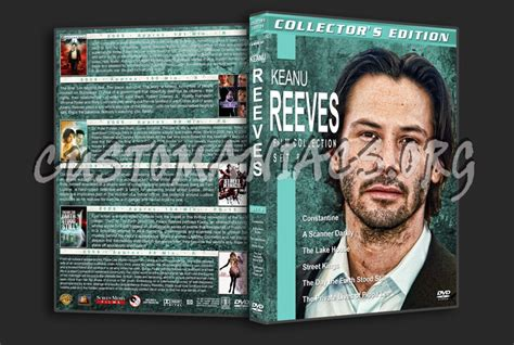dvd covers labels by customaniacs view single keanu reeves collection set 8