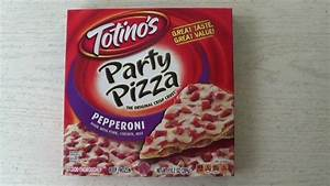 Totinos Peperoni Party Pizza Review - YouTube
